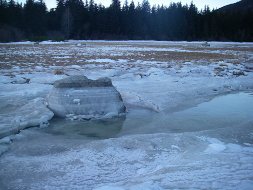 Little Creek, Mud Bay, Alaska