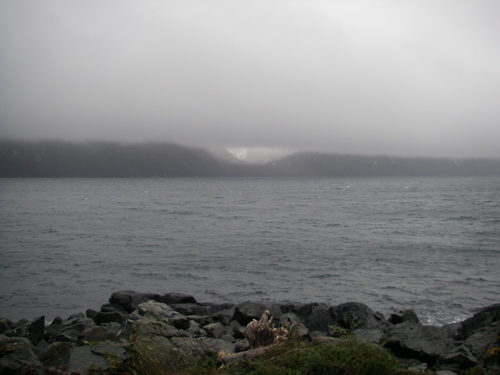 low weather sealing on Lynn Canal