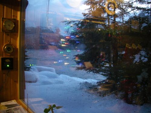 November snowfall