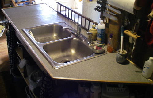 new counter top