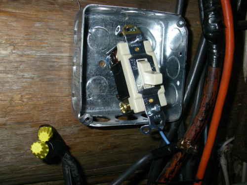 brake switch insides