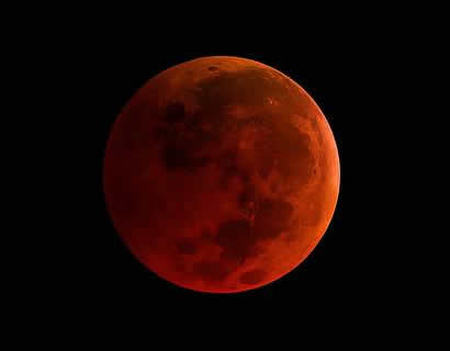super blue blood moon