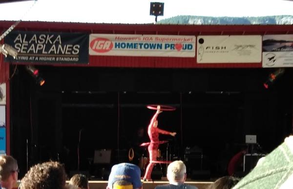circus performer