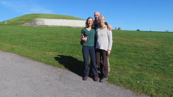 Zeigers at Newgrange